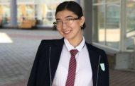 Школьница из Уральска получила 11 грантов США и Гонконга
