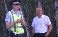 Водитель автобуса «Рудный-Челябинск» возил пассажиров, не имея прав