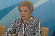 Алма Дощанова: «Грамотно излагать свои мысли — основная обязанность журналиста»