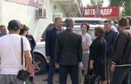Дания Еспаева заступилась за арендаторов рынка запчастей в Алматы