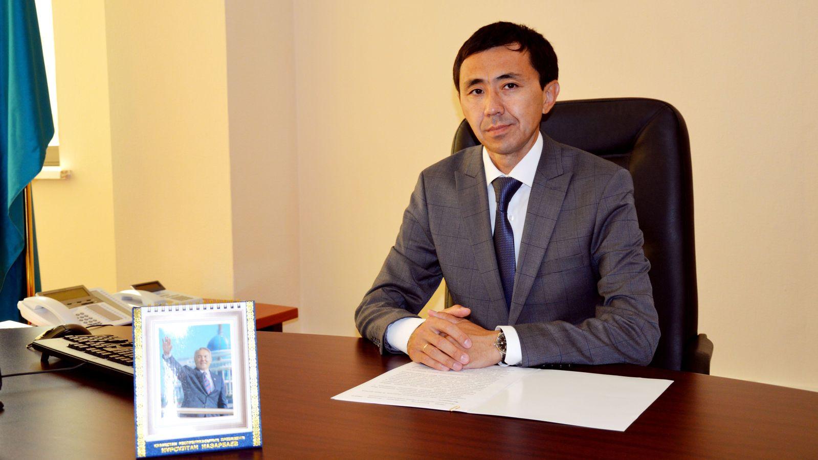 Освобожден от должности председатель Комитета по управлению земельными ресурсами МСХ РК