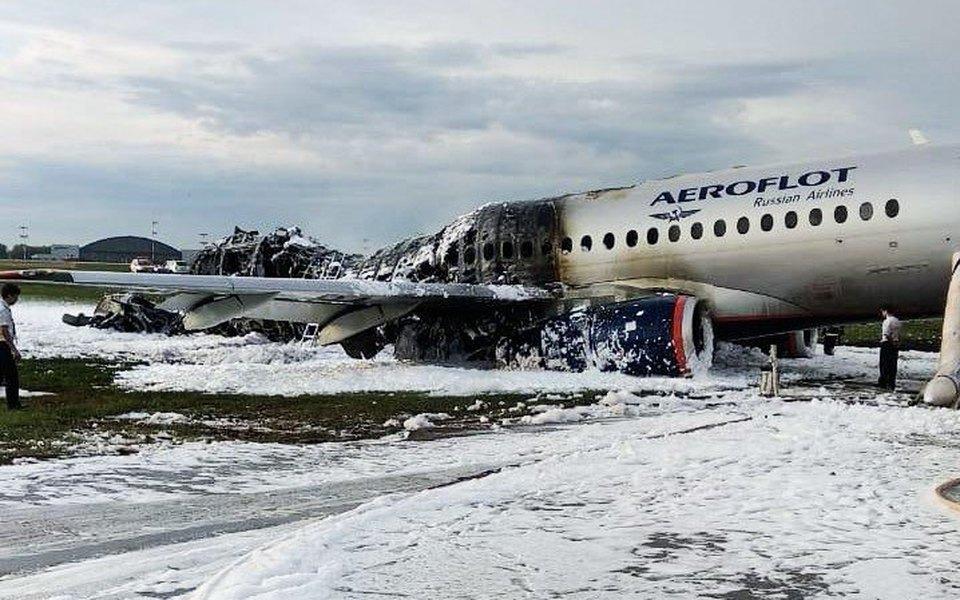 Расследование авиакатастрофы SSJ-100 в «Шереметьево»: подробности