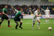 Костанайский «Тобол» победил «Атырау» в последнем матче первого круга КПЛ