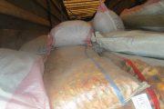 Машины с десятками тонн перца не доехали из Костаная в Челябинск