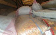 На границе Оренбуржья с Казахстаном забраковали сотни тонн продовольствия