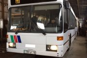 На всех городских автобусах будет установлен герб города