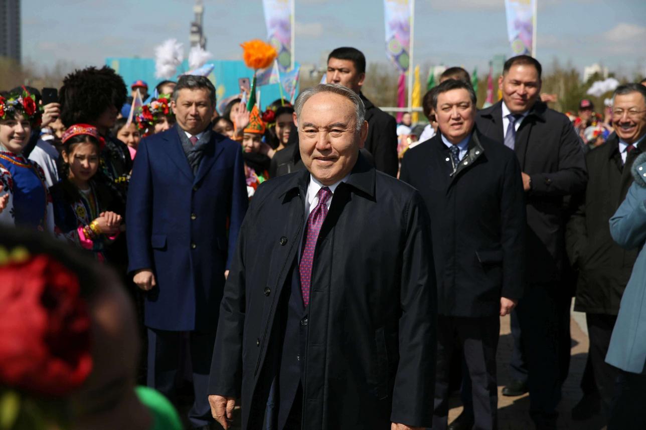 Нурсултан Назарбаев: Только в единстве можно строить государство