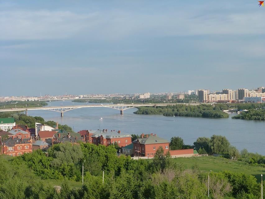 Омичей запугивают в соцсетях экологической катастрофой из Казахстана