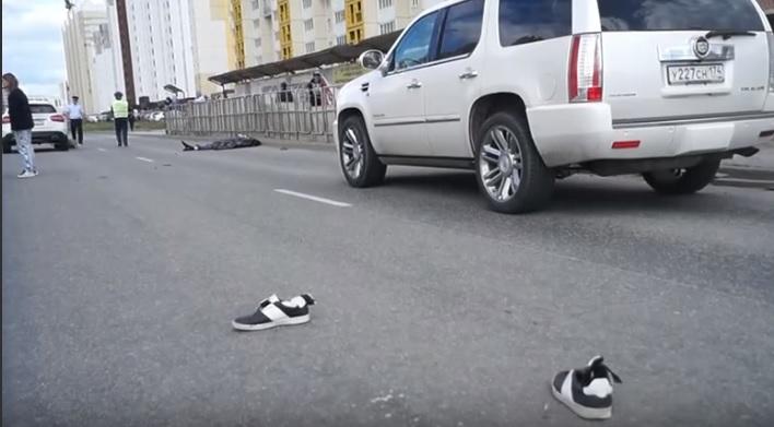 В Челябинске девушка на «Мерседесе» задавила парня из Лисаковска