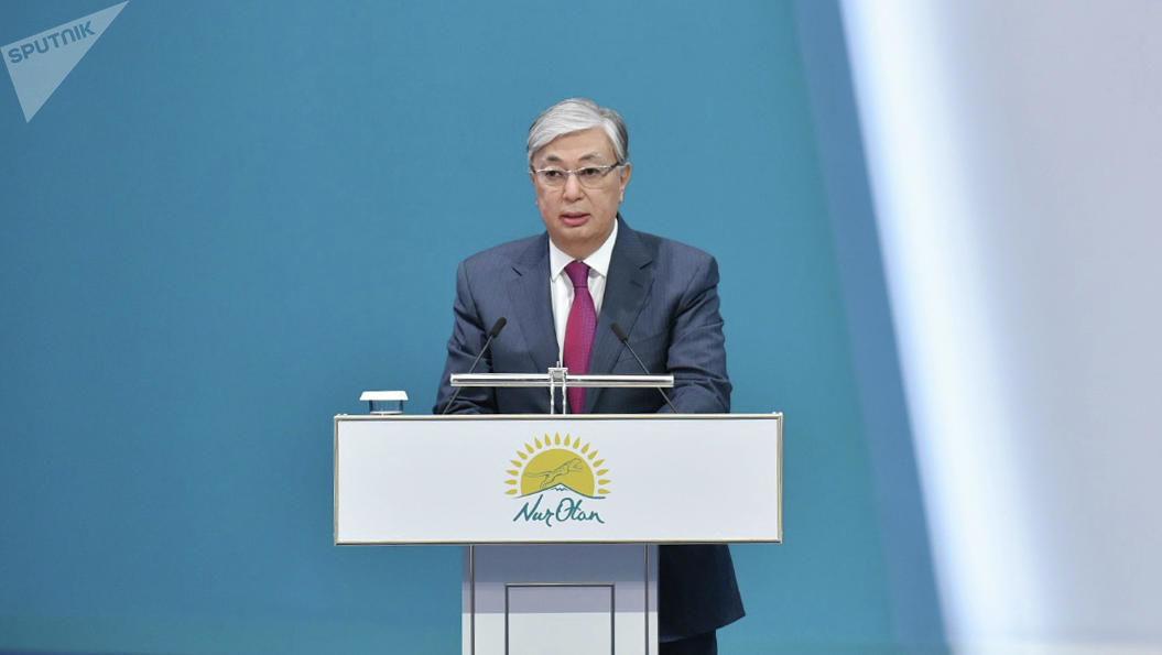 Токаев заявил, что в Казахстане пока не планируют строить АЭС