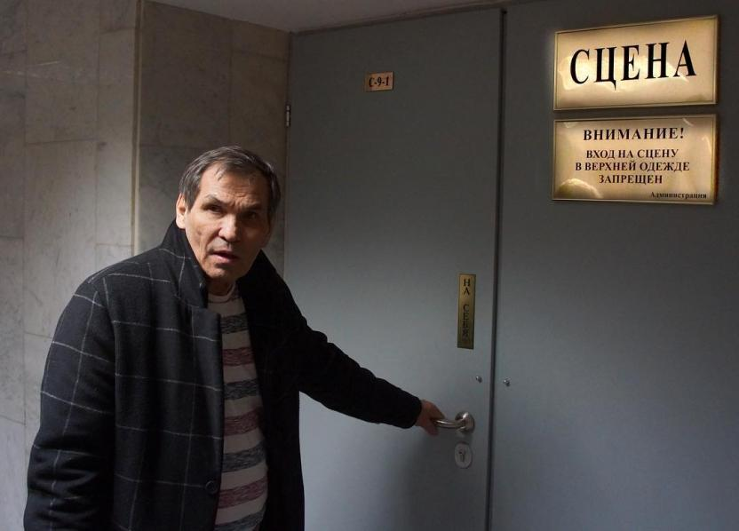Бари Алибасов отправится в Казахстан на психологическую реабилитацию