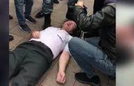 В МВД РК прокомментировали обморок участника митинга в Нур-Султане