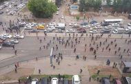 Около 500 человек доставили в полицию с митингов в Алматы и Нур-Султане