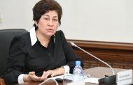 Куляш Шамшидинова освобождена от должности министра образования