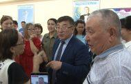 Заместитель акима области Марат Жундубаев обнадежил родителей учеников школы №24, заверив, что учебное заведение останется на прежнем месте