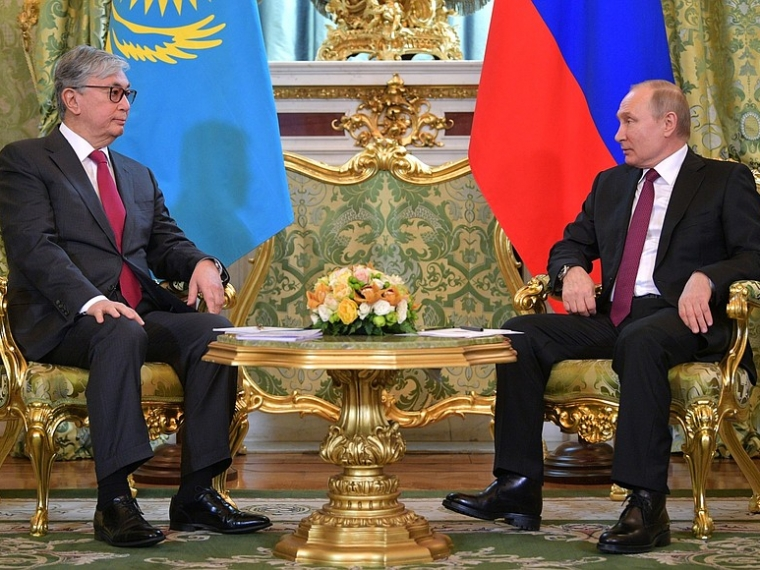 Главы двух государств, России и Казахстана, приедут в Омск 7 ноября