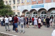 Выпускники Костанайской области сдают ЕНТ