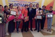 В Костанае прошла 12-я ярмарка социальных проектов