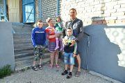 Семья с ребенком-инвалидом в Затобольске может оказаться на улице