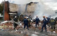 При взрыве на СТО в Костанае пострадали 7 человек