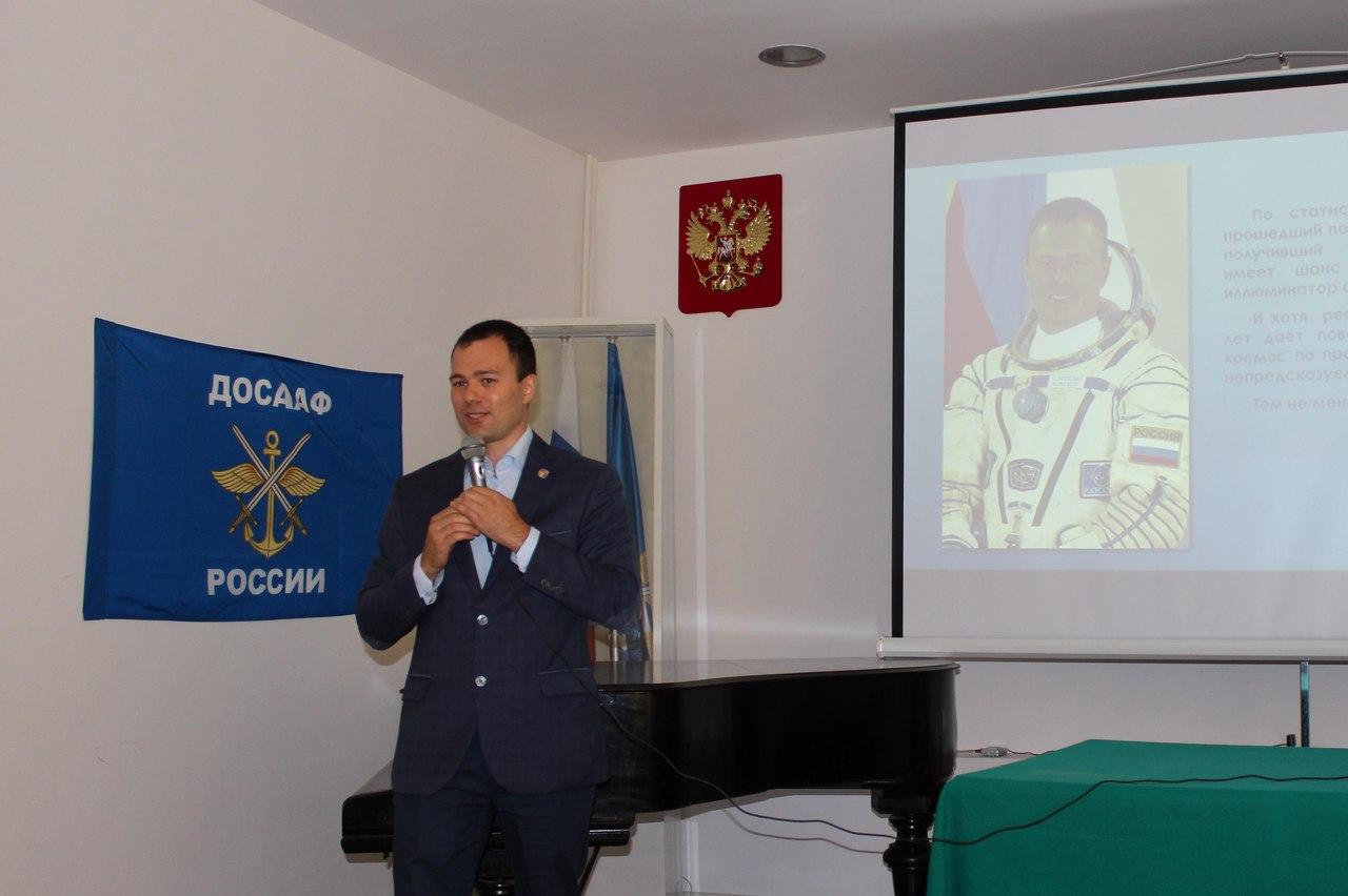 Космонавт из Костаная Дмитрий Петелин готовится полететь на Марс