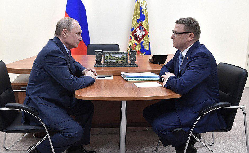 Челябинск поделился с Питером саммитами ШОС и БРИКС
