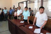 К 5,5 годам лишения свободы приговорили экс-начальника житикаринского ОВД Абдугали Оркашбаева, оправданного судом первой инстанции