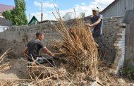 ТОО «Сыл» сравнял жилище обладательницы «Куміс алқа» с землей и решил построить ейновый дом