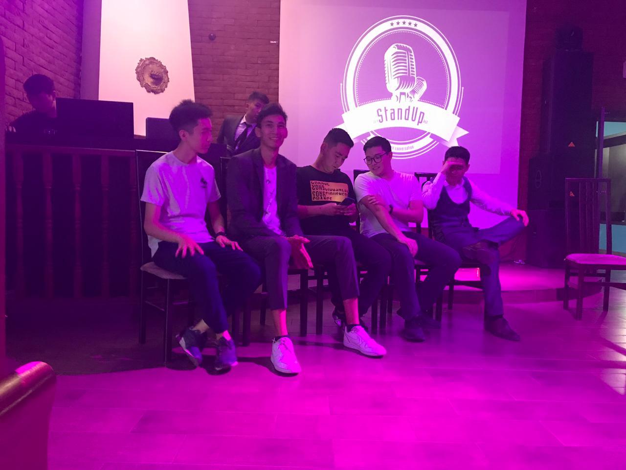 В Костанае набирает популярность формат STAND-UP Comedy