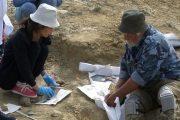 Аспирантка КФУ отправилась на раскопки ихтиозавра в Казахстан