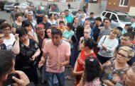 Жители возмущены, а председатель ПКСК мкрн. Аэропорт даже не соизволил прийти на собрание