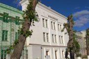 Ремонт Костанайского института Казахстанско-Российского университета закончился, так и не начавшись