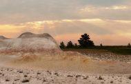 В Казахстане вспыхнул пожар на территории Наурзумского заповедника