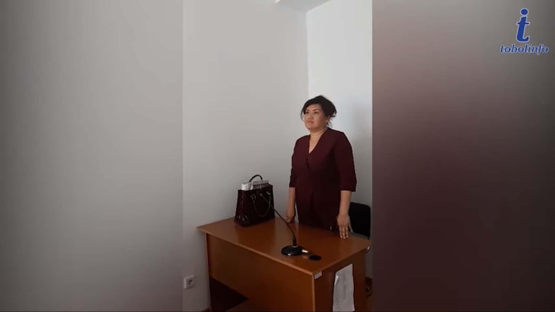 Активистка общественного объединения «Мир матерей» оштрафованана 50 МРП
