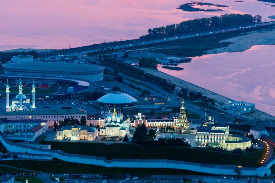 Минниханов и Мамин обсудили сотрудничество Татарстана и Казахстана