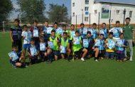 В Житикаре прошёл детский турнир по футболу