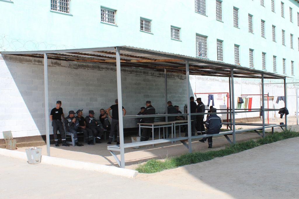 Председатель КУИС о пытках в колонии: Единичный случай, вопиющий факт