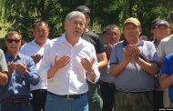 Спецоперация по задержанию Атамбаева: Что происходит сейчас