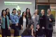 В Костанае состоялось открытие женского клуба по саморазвитию «WonderWoman»