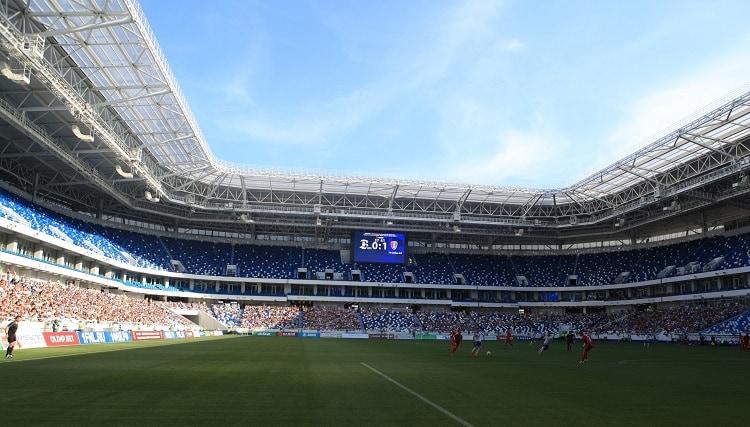 Стартовала продажа билетов на матч России и Казахстана