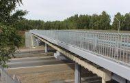 На трассе Челябинск – граница с Республикой Казахстан отремонтировали мост