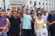 В Алматы готовят новый закон о митингах. За основу взяли проект Евгения Жовтиса
