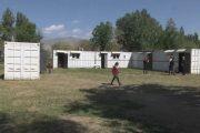 В Кыргызстане после скандала со школами из контейнеров министр образования ушла в отставку