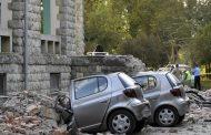 Более 50 человек пострадали при землетрясении в Албании