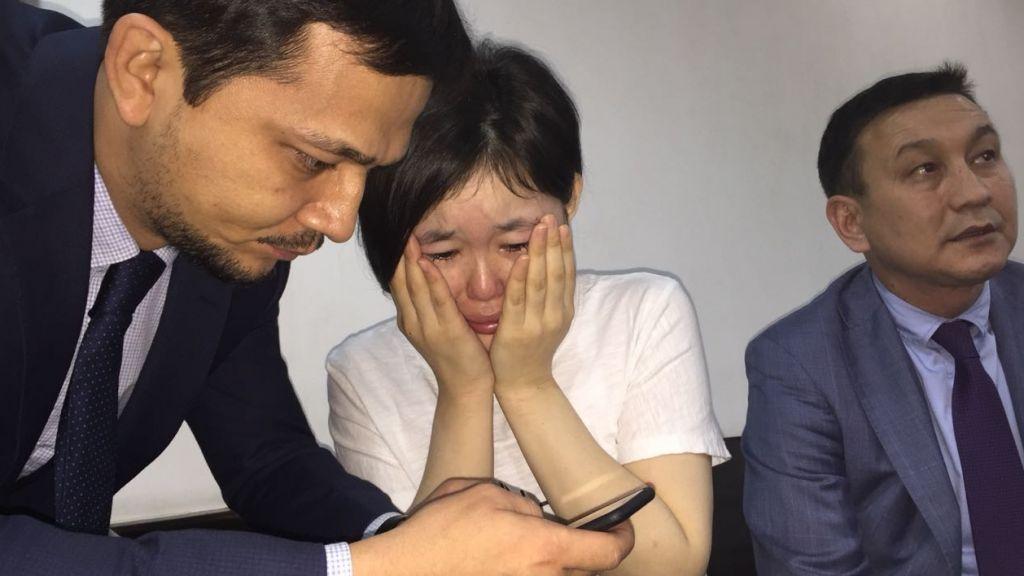 В Гуанчжоу повторно судят казахстанку Акжаркын Турлыбай