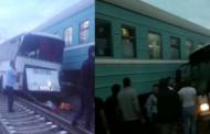 В Казахстане пообещали усилить меры безопасности после ДТП на переезде