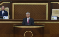 Президент Республики Казахстан обратился с посланием к народу