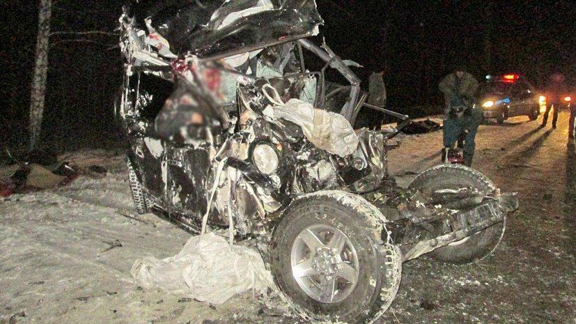 В Каслях осудили казахстанца за ДТП, в котором погибли пять человек