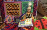 На южноуральском фестивале показали экспозицию казахского быта