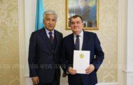 В Тюмени появился новый почетный консул Казахстана